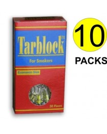 Tarblock Cigarette Filters 10 packs (300 filter tips)