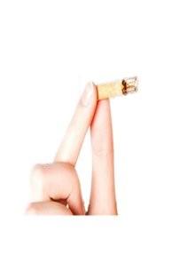 Efficient Disposable Cigarette Filters - Bulk Economy Pack (300 Per Pack)