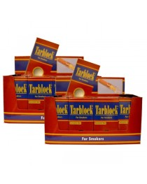 Tarblock Cigarette Filters 48 packs (1440 filter tips)