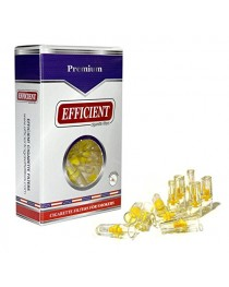 Efficient Cigarette Filters - 1 pack  (30 filters)